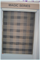Window roll up blinds at low price wholesale