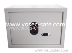 Fingerprint access hotel room safe box(HM-20F)