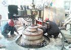 Sit On Type Saddle Hole SAW Welding Machine For Multi - Layer / Multi - Seam Welding