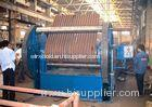 Hydraulic / Electric Membrane Panel Bender machine for Industrial Boiler