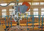 SAW Welding Machine Header - End circular seam Welding Machine With ESAB Power Source