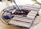 Automatic Industrial Metal Boiler Tube Bending Machine Roll Type