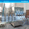 Automatic Mineral Water Filling Machine , 3 - 5 Gallon Barrel Water Rinsing Capping Machine