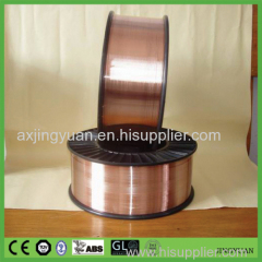 High quality hardfacing co2 mig welding wire