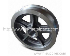 Truck wheel hoss available in various materials