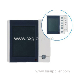 Intelligent LCD Display Thermostat