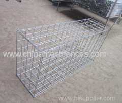 Hot-dipped Galvanizing Welded Mesh Stone Cage