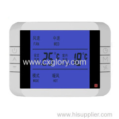 LCD Intelligent Room Thermostat