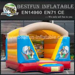 Baby inflatable bounce house