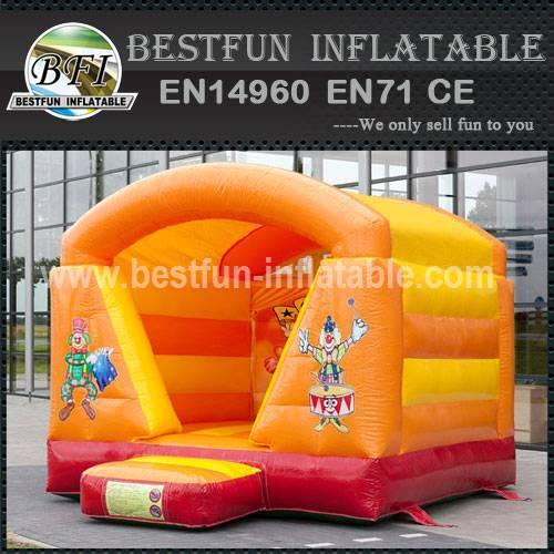 Attractive vinyl for bounce house