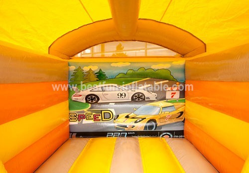 Mini Cars bouncer with roof