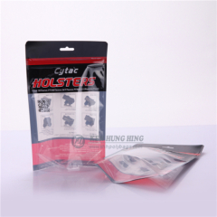 SGS Approved Doypack Plastic Bag Packaging for Pants