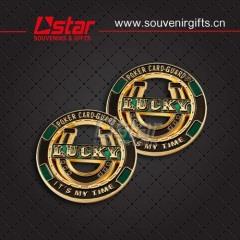 2015 fashion metal souvenirs coin