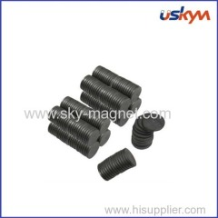 customized hard permanent ferrite magnet