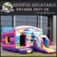 Inflatable bouncy slide manufacturer