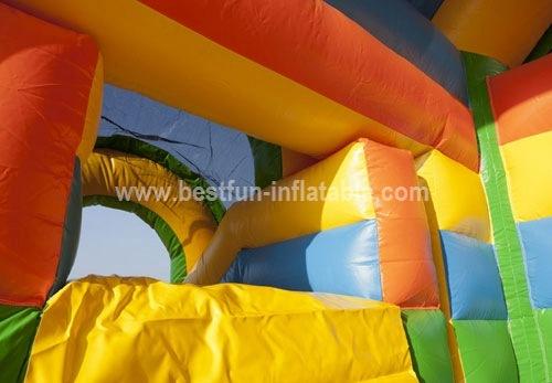 Bouncy castle dino Multifun