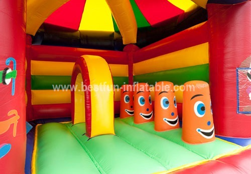 Carousel Multifun bouncy slide