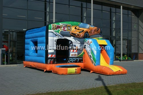 Maxi Multifun Car jumping bouncer