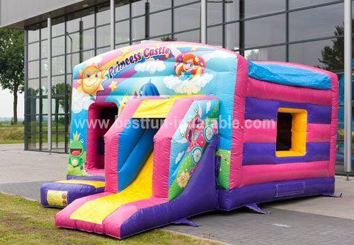 Maxi Multifun Princess bounce playground