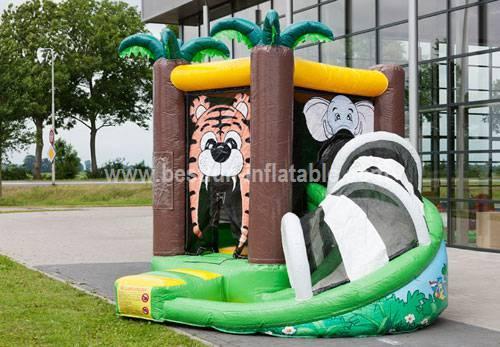 Mini Multifun Jungle bouncer