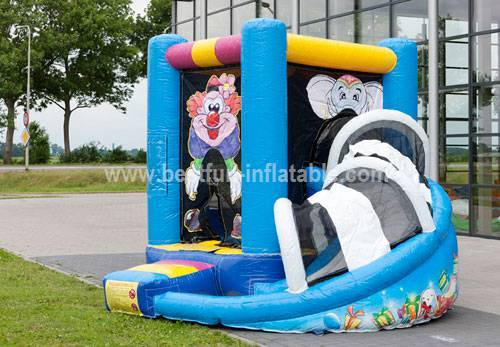Mini Multifun Marin slide bouncer