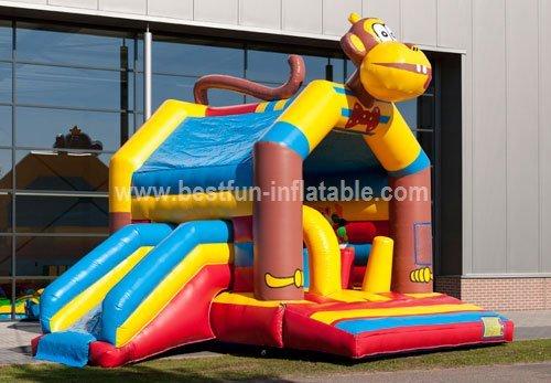 Monkey Multifun bouncer slide