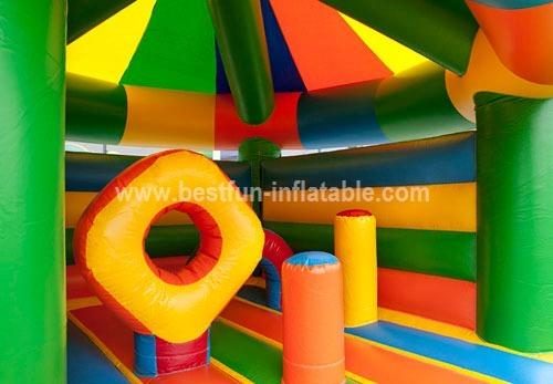 Multifun slide carousel without