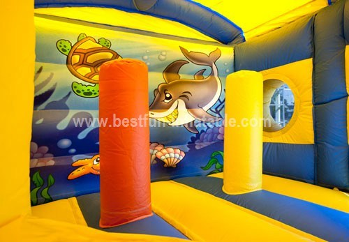 Pentagon Marin inflatable bouncer