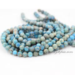 imperial jasper beads SPM0002