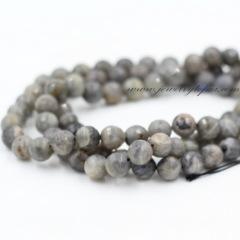 labradorite round beads SPM0004
