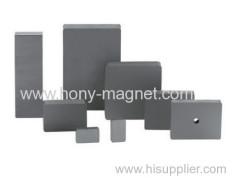 Permanent bonded big block ndfeb magnet
