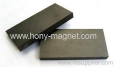Good performance bonded ndfeb magnet block