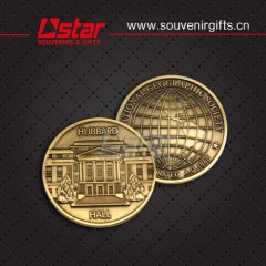 2014 hot-selling metal souvenirs coin