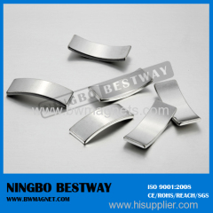 N35 Permanent NdFeB Arc Magnet Neodymium Wholesale