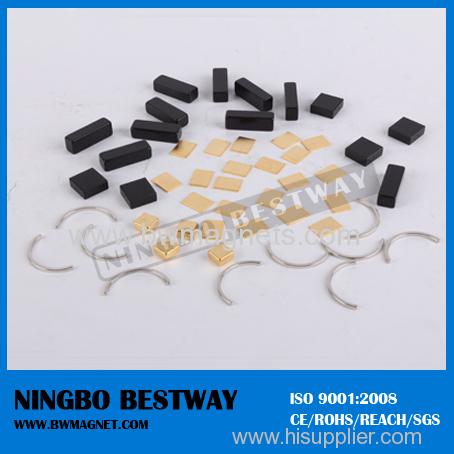 N35H R53 x r46 x 16 x 60 x 6.25mm Segment Magnet