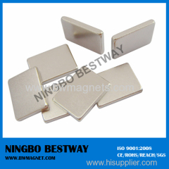 Block permanent magnet with good price
