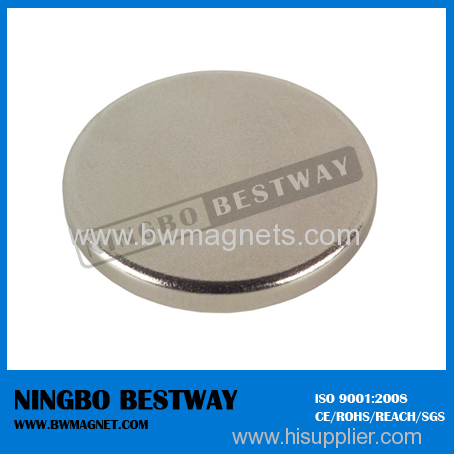 N45 D10x10mm Rare Earth Magnet Super magnets neodymium