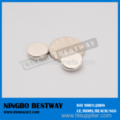 Disc Magnets N42 D10x2mm Neodymium Magnets Wholesale