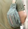 Outdoor Cross Body Jean Men's Waist Bag Pack