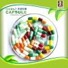 made of hard gelatin 100% BSE/TSE free size 1# enteric coated capsule empty