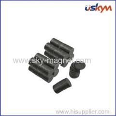 barium magnet in speaker