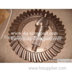 XCMG SPARE PARTS wheel loader ZL50G Axle Gear Bevel Gear 75201288