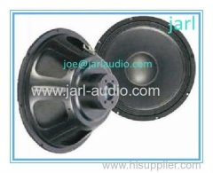 pro pa woofer with high power/high-quality loudspeaker
