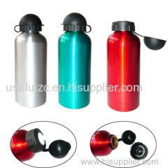 SGS Audit Aluminum Sport Water Bottle for Promotion Gift