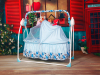 New Electric Baby Swing Bed with Music