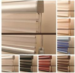 28MM/38MM Durable cheap made measure internal roller shades for building