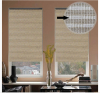 28MM/38MM Good 100% Polyester fabric Manual blackout roller blinds online