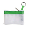Zipper Frosted PVC Pouch