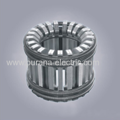 12kV/2000A High Voltage Moving Tulip Contact