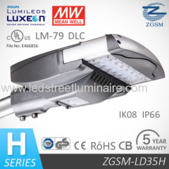 Timer Control 35W LED Street Light hot